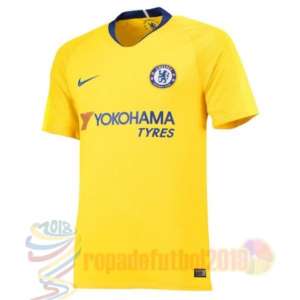 Trajes De Futbol - Mejores Tienda Camisetas Segunda Camiseta Chelsea ... baafca43fe321