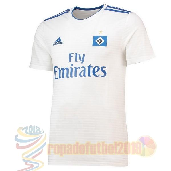 Trajes De Futbol - Mejores Tienda Camisetas Casa Camiseta Hamburgo ... 2e578d865634c