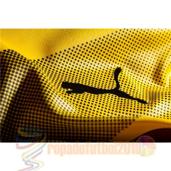 ... Mejores Tienda Camisetas Casa Camiseta Borussia Dortmund 2017 2018  Amarillo ... 900e2a86e3137