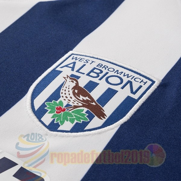 Trajes De Futbol - Mejores Tienda Camisetas Casa Camiseta West Brom ... c59870b74c02f